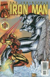 Iron Man #24 (2000)