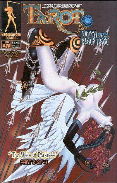 Tarot: Witch of the Black Rose #20 (2000)