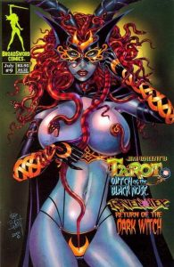 Tarot: Witch of the Black Rose #9 (2000)