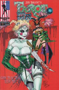 Tarot: Witch of the Black Rose #13 (2000)