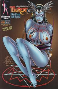 Tarot: Witch of the Black Rose #16 (2000)