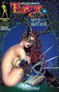 Tarot: Witch of the Black Rose #18 (2000)