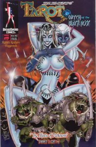 Tarot: Witch of the Black Rose #19 (2000)