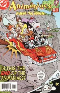 Animaniacs #59 (2000)