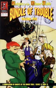 Knights of the Dinner Table: Bundle of Trouble #5 (2000)