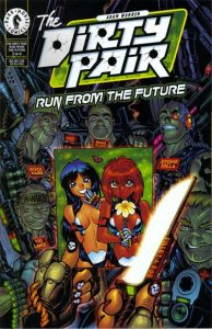 The Dirty Pair: Run from the Future #2 (2000)