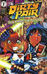 The Dirty Pair: Run from the Future #3 (2000)