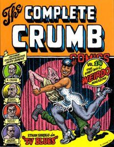 The Complete Crumb Comics #14 (2000)