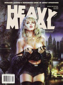 Heavy Metal Special Editions #1 (2000)