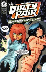 The Dirty Pair: Run from the Future #4 (2000)