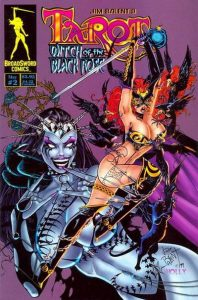 Tarot: Witch of the Black Rose #2 (2000)