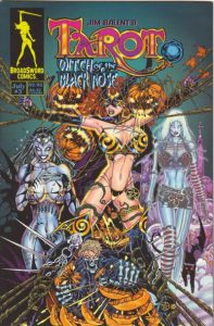 Tarot: Witch of the Black Rose #3 (2000)