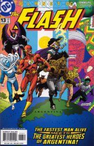 The Flash Annual #13 (2000)