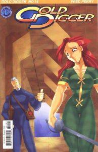 Gold Digger #14 (2000)