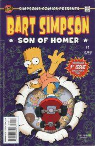 Simpsons Comics Presents Bart Simpson #1 (2000)