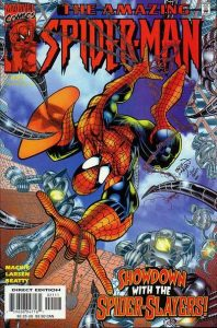 The Amazing Spider-Man #21 (2000)