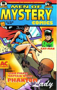 Men of Mystery Comics #26 (2000)