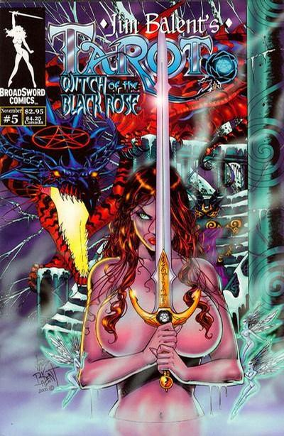 Tarot: Witch of the Black Rose #5 (2000)