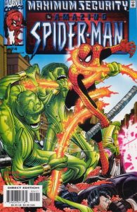 The Amazing Spider-Man #24 (2000)