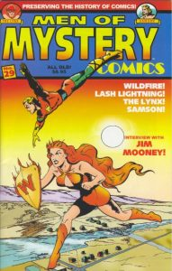 Men of Mystery Comics #29 (2001)