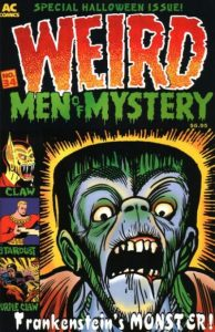 Men of Mystery Comics #34 (2001)