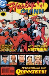 Harley Quinn #4 (2001)
