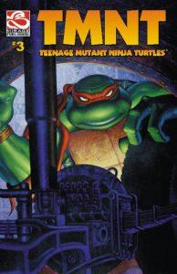 TMNT: Teenage Mutant Ninja Turtles #3 (2001)