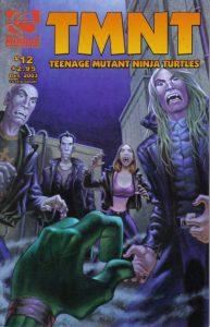 TMNT: Teenage Mutant Ninja Turtles #12 (2001)