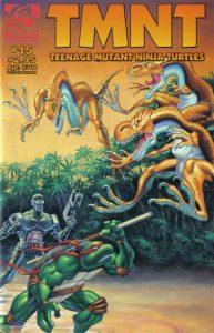 TMNT: Teenage Mutant Ninja Turtles #15 (2001)