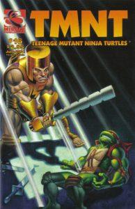 TMNT: Teenage Mutant Ninja Turtles #16 (2001)