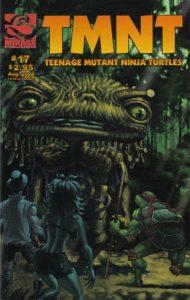 TMNT: Teenage Mutant Ninja Turtles #17 (2001)