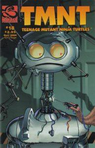 TMNT: Teenage Mutant Ninja Turtles #18 (2001)