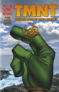 TMNT: Teenage Mutant Ninja Turtles #19 (2001)