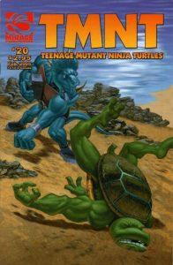 TMNT: Teenage Mutant Ninja Turtles #20 (2001)