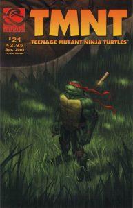 TMNT: Teenage Mutant Ninja Turtles #21 (2001)