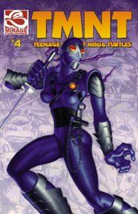 TMNT: Teenage Mutant Ninja Turtles #4 (2001)