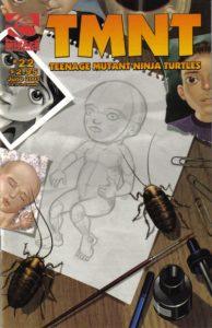 TMNT: Teenage Mutant Ninja Turtles #22 (2001)