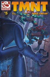 TMNT: Teenage Mutant Ninja Turtles #5 (2001)