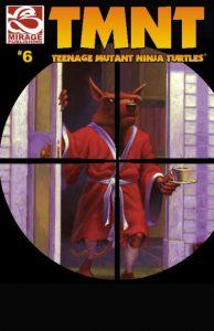TMNT: Teenage Mutant Ninja Turtles #6 (2001)