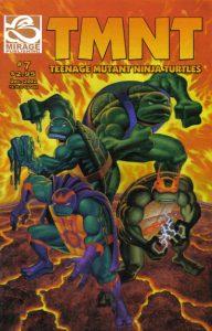 TMNT: Teenage Mutant Ninja Turtles #7 (2001)