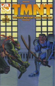 TMNT: Teenage Mutant Ninja Turtles #8 (2001)
