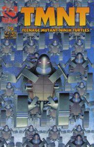 TMNT: Teenage Mutant Ninja Turtles #9 (2001)