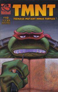 TMNT: Teenage Mutant Ninja Turtles #10 (2001)