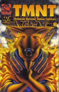 TMNT: Teenage Mutant Ninja Turtles #11 (2001)