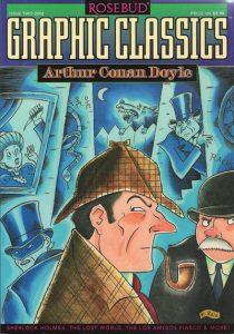 Graphic Classics #2 (2001)