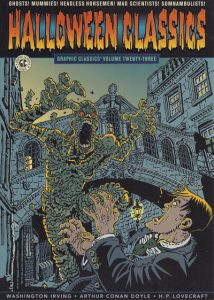 Graphic Classics #23 (2001)