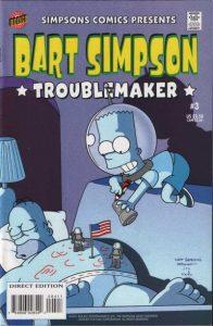 Simpsons Comics Presents Bart Simpson #3 (2001)