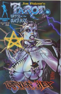 Tarot: Witch of the Black Rose #7 (2001)