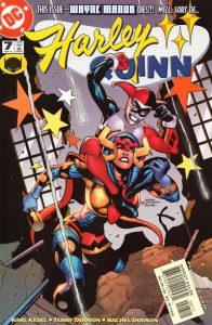 Harley Quinn #7 (2001)