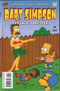Simpsons Comics Presents Bart Simpson #4 (2001)